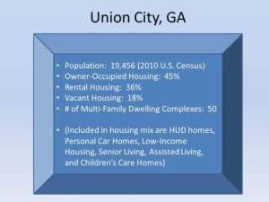Union City Demographics