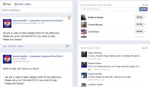 Boulder Flood Facebook Page 2